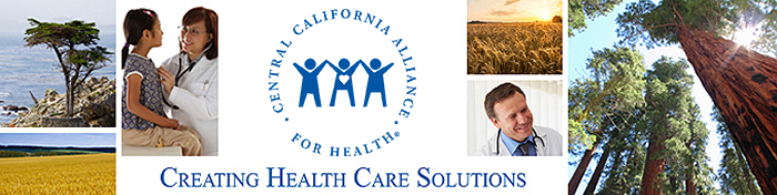 Central California Alliance for Health website